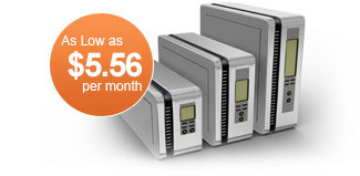 GVO Business Web Hosting Packages